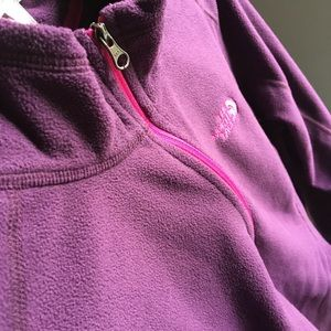 The North Face | 1/4 Zip Sweater | L